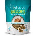 Fruitables® Biggies™ Dog Treats [Almond Butter & Coconut] (16 oz.)