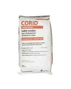 Corid Crumbles 1.25% [50 lb.]
