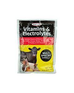 Vitamins & Electrolytes Water Soluble [8 oz.]