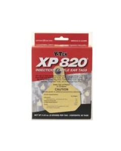 XP-820 Insecticide 20 Count