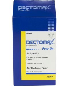 Dectomax Pour-On [1 Liter]