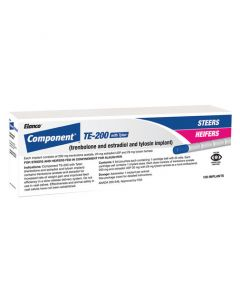 Component® TE-200 with Tylan® (100 Dose)