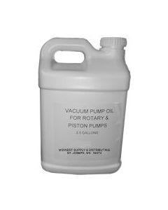 Midwest Vacuum Pump Oil [Gallon]