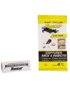 Tomcat Glue Mouse/Insect Trap (4 Count)