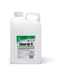 Clean-Up II Pour-On [2.5 Gallon]
