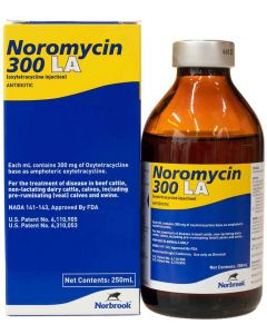 Noromycin 300 LA Injectable [250 mL]