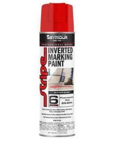 Seymour® Inverted Marking Paint [Fluorescent Red] (17 oz.)