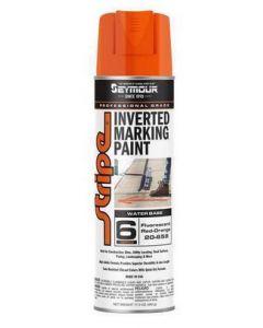 Seymour® Inverted Marking Paint [Fluorescent Red/Orange] (17 oz.)