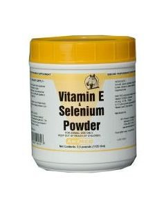 Vitamin E & Selenium Powder [5 lb.]