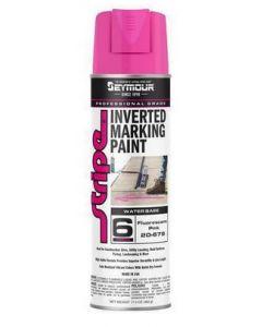 Seymour® Inverted Marking Paint [Fluorescent Pink] (17 oz.)