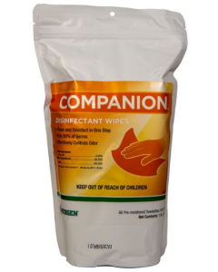 Companion Disinfectant Wipes [Soft]