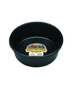 Little Giant Rubber Feed Pan [4-Quart]