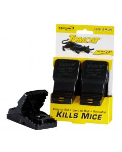 Tomcat Heavy Duty Snap Mouse Trap (2 Count)