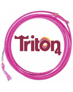 Triton 4-Strand Heel Team Rope [35' - M]