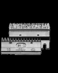 Heiniger Horse Clipper 31/15 Blade Set