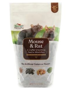 Manna Pro Mouse & Rat Feed [2.5 lb]