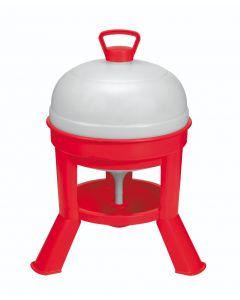 Little Giant Plastic Dome Waterer [5 Gallon]