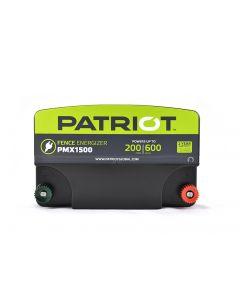 Patriot PMX1500 110-Volt AC Fence Energizer