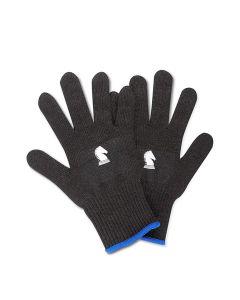 Equibrand Roping Gloves [Small - Black]