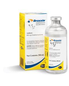 Draxxin - Rx 100 mL