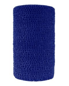 """Cattle Wrap 4"""" Blue 100 Count"""