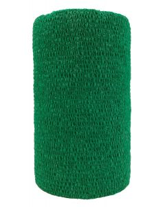"""Cattle Wrap 4"""" Green 100 Count"""