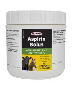 Aspirin Boluses 50 Count