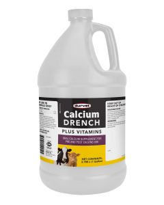 Calcium Drench Plus Vitamins Gallon