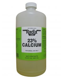 Calcium Gluconate 23% Oral [500 mL]