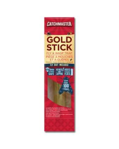 Catchmaster Gold Stick Fly Trap 10.5""