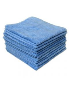 Microfiber Cow Towels [Blue] (250 Count)