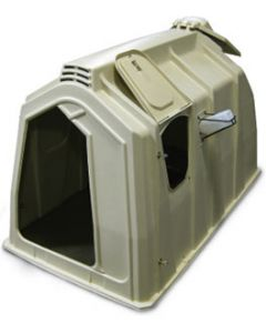 Calf – Tel Deluxe II Hutch Left No Bottle Pipe Base