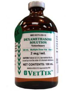 Dexamethasone 2 MG- Rx 100 mL
