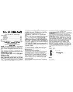 Gil Mikro-San 15 Gallon