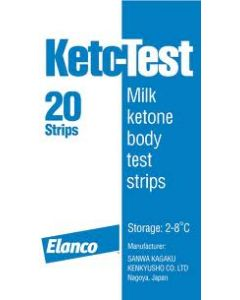 Keto-Test 20 Count