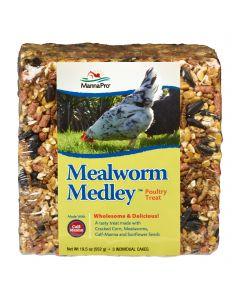 Mealworm Medley Cake 19.5 oz.