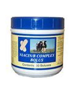 Niacin / B Complex Bolus 50 Count