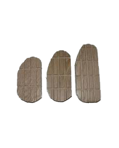 Block - Oak Large 10 Count