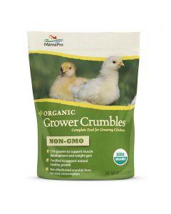 Organic Grower Crumbles 10 lb.