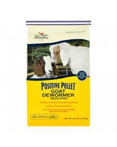 Positive Pellet Goat Dewormer 6 lb.