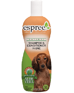 espree Shampoo & Conditioner in One for Dogs 20 oz.