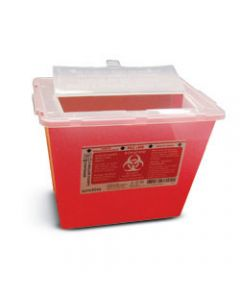 Sharps Container Transportable [2 Gallon]
