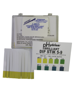 pH Test Strips j-893 100 Count