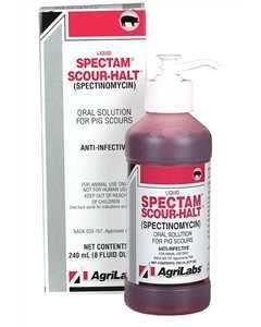 Spectam Scour Halt [1000 mL]