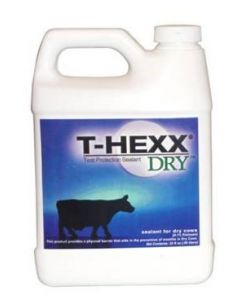 T-Hexx Dry Teat Sealant [32 oz.]