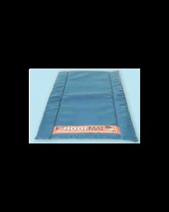 Hoofmat 6' X 3' Blue