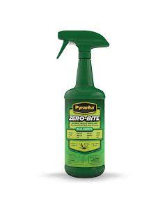 Zero-Bite Natural Insect Spray for Horses - Pyranha 32 oz.